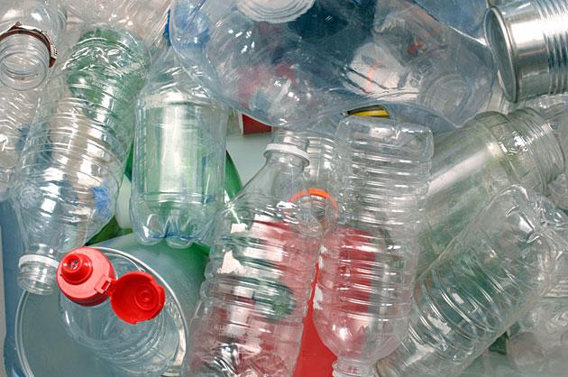 Вторичное использование пластика