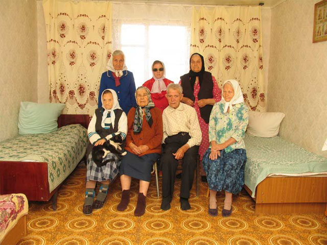 Что делают в домах престарелых