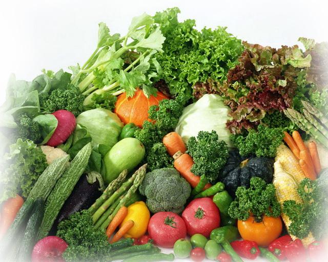 Полезное и здоровое питание