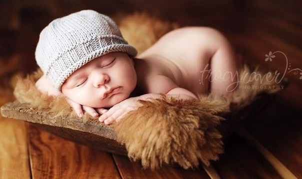 Сладкий сон новорожденных